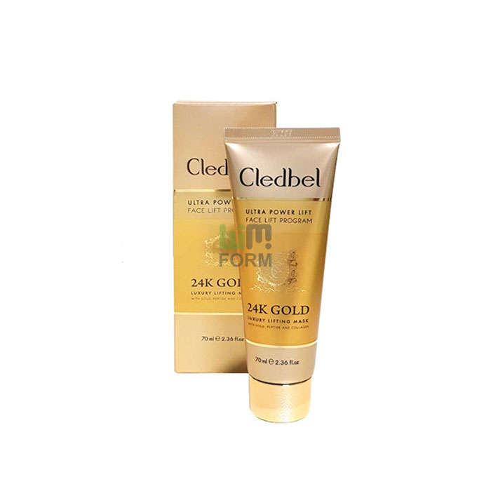 Cledbel 24K Gold maszk az arcra