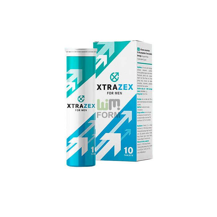 Xtrazex tabletták a hatékonyságért